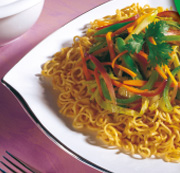 Indomie with Vegetables